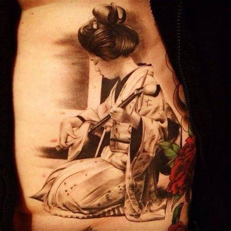 tattoo geisha na perna 1000 ideias sobre tatuagens de gueixa no pinterest