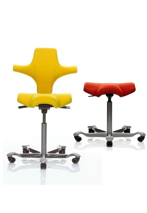 Capisco Chair by Hag Capisco Chair Saddle Seat Office Furniture