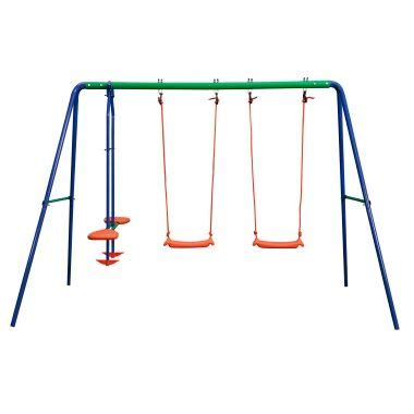 swing and seesaw 19 best images about outdoor play toys on pinterest