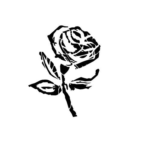 black rose svg   designlooter