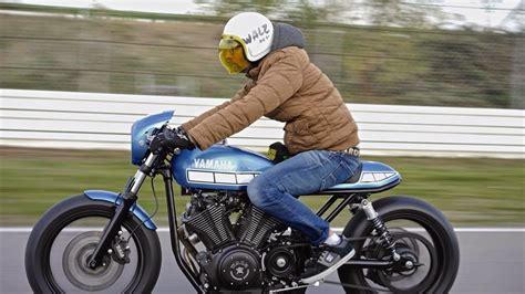 Yamaha Motorrad Walz by Marcus Walz Yamaha Xv950 Return Of The Cafe Racers
