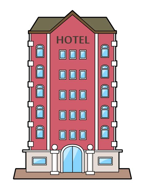 clipart to for free best hotel clipart 17793 clipartion