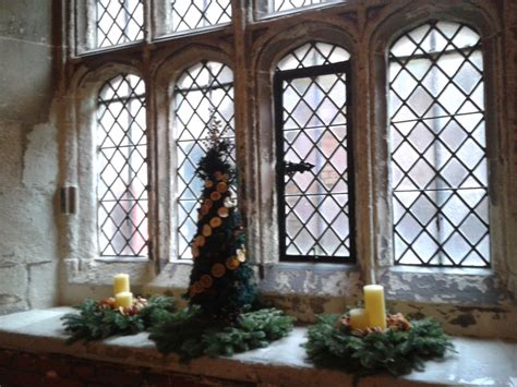 Tudor Style Windows Decorating Winter Hton Court Tudor Style Picture Windows