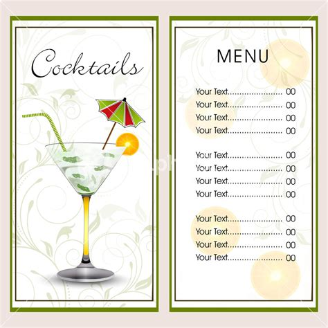 design menu card online restaurant menu card design