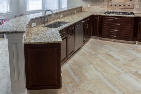 the benefits of marble and granite floors kitchen design - Which Is Best For Flooring Marble Or Granite
