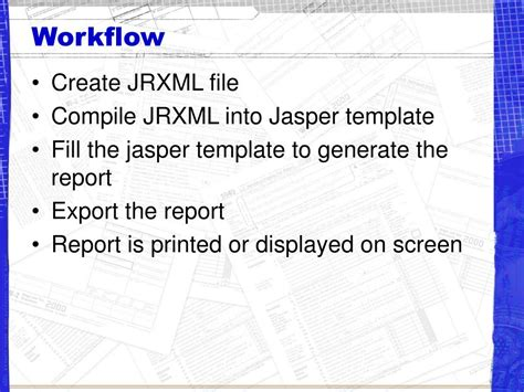 Jasper Report Template Design Ppt Jasperreports Powerpoint Presentation Id 406652