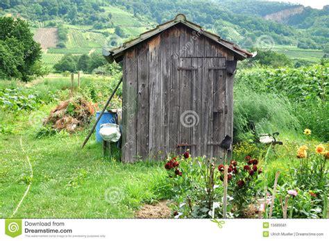 Garden Hut by Garden Hut Stock Image Image 15689581