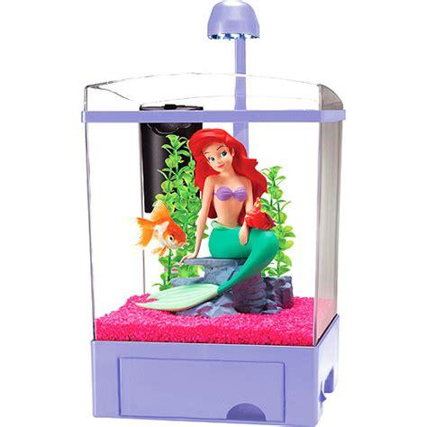 The Mermaid Fish Tank Decoration by Shop For 1 5 Gallon Disney Princess Ariel The