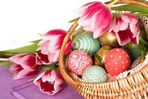 25 beautiful easter basket ideas