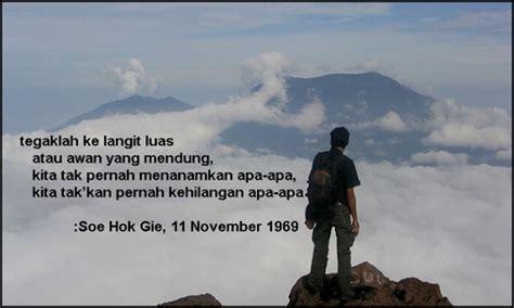 infoinkamu inilah kata kata pendaki gunung yang sangat menginspirasi kamu suka yang mana
