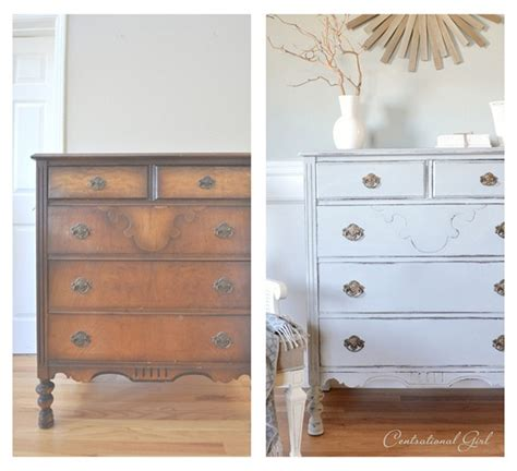painted furniture ideas before and after richmond thrifter annie sloan chalk paint