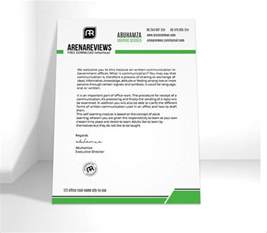 Business Letterhead Sample Sample Company Letterhead Template 10 Download In Psd