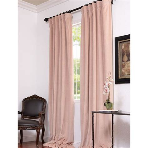 Blush Colored Curtains Blush Colored Curtains Bedroom Curtains Siopboston2010