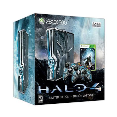 Xbox 360 Halo 4 Limited Edition xbox 360 limited edition halo 4 bundle ایکس باکس 360