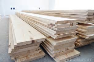 Shiplap Pine Boards Where To Buy Shiplap The House