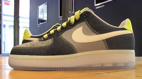 Sepatu Murah Nike Boots Combine Kulit Buck neon air forces