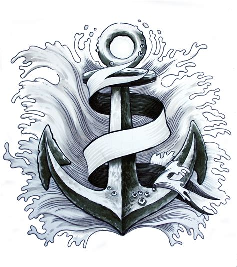 mens anchor tattoo designs these tempting anchor tattoos for define uniqueness