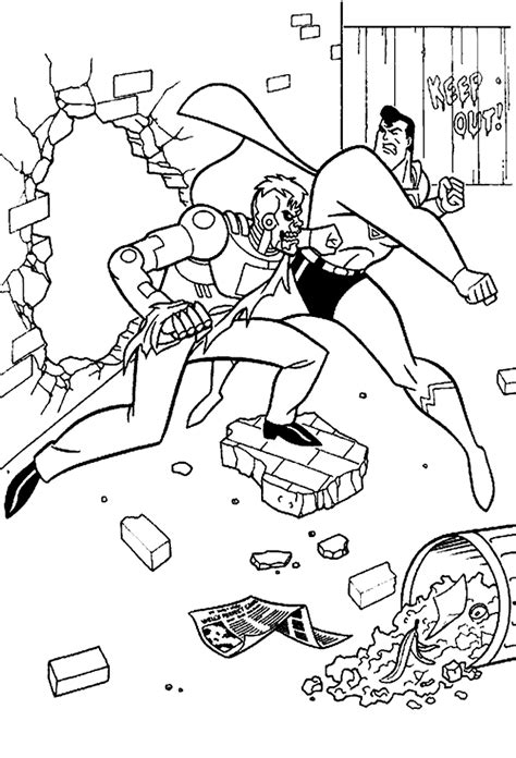superman coloring pages games superman games for kids