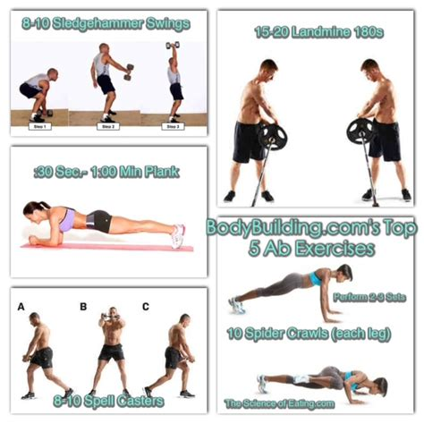 back and abs workout bodybuilding ways to lose weight