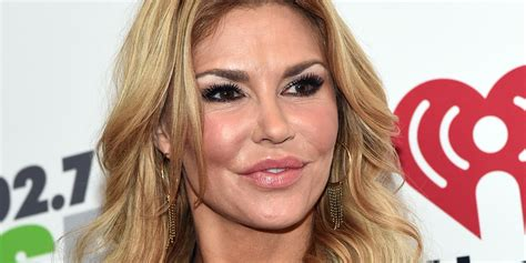 brandy real housewives new hair brandi glanville reportedly axed from real housewives of