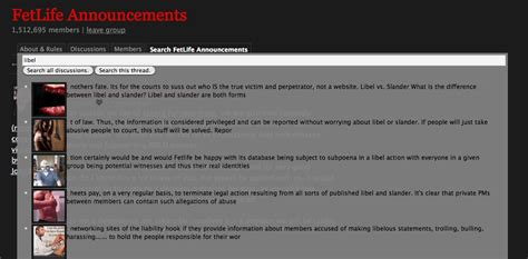 Search For On Fetlife Github Meitar Fetlife Text Search Searches Through Fetlife Discussions For A