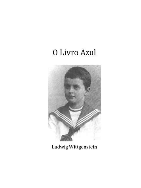 Wittgenstein - O Livro Azul.pdf | Mente | Pensamento