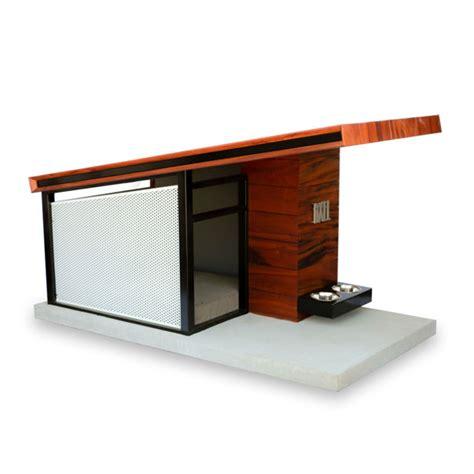 dog house modern mdk9 modern dog house by rah design tuvie