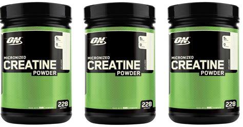 creatine costco prime optimum nutrition unflavored creatine powder
