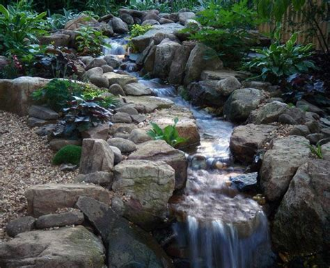 Pictures Of Backyard Waterfalls And Streams by 75 Best Images About Garden Ponds And Landscaping On