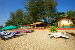 Romantic Candle Light Dinner Seafront Resort A Resort In Patnem Beach Goa India