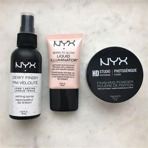 Nyx Finishing Spray makeup setting powder or spray saubhaya makeup