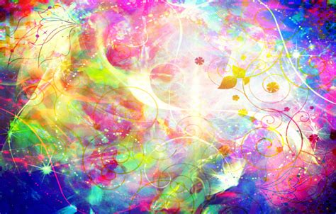 colorful pics colourful floral luster by breapea on deviantart