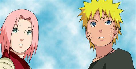 Naruto and Sakura by narutotenkaichi on DeviantArt