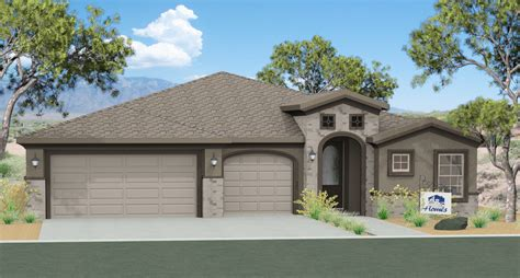 3 car garage homes tuscany 3 car garage hobbs home builder