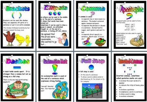 printable punctuation poster printable punctuation poster www pixshark com images