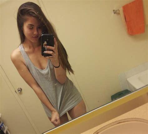 teen bathroom selfies share tweet e mail google stumble