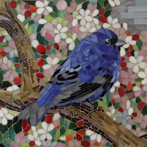 mosaic pattern birds 1000 best mosaico iii images on pinterest