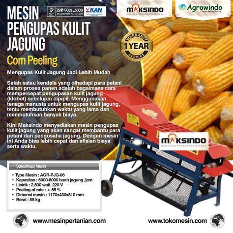 Mesin Pemipil Jagung Maksindo mesin pemipil jagung mini harga hemat agrowindo agrowindo