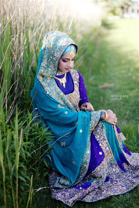Baju Bridesmaid Royal Blue 11 absolutely gorgeous wedding dresses muslim wedding