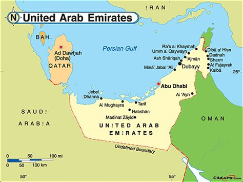 united arab emirates map bcchumanities910 utzschneider