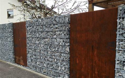 sichtschutz terrasse metall gallery of garten metall sichtschutz sichtschutz