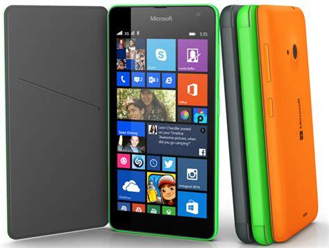 Flip Cover Microsoft Lumia 535 by Microsoft Lumia 535 And Lumia 535 Dual Sim With 5 Inch Qhd