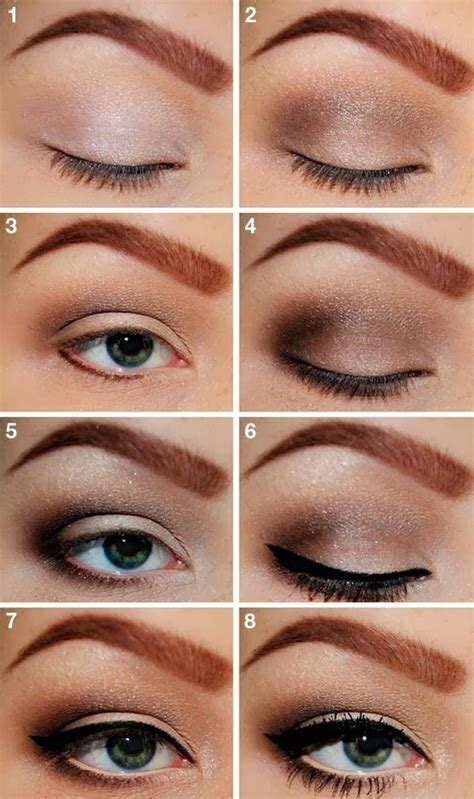 tutorial eyeshadow step by step makeup tutorials step by step perfect and creative ideas