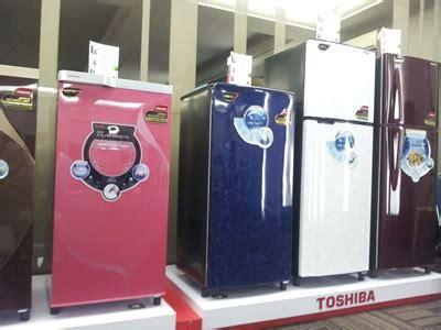 Harga Kulkas Toshiba Glacio Jazz 1 Pintu kulkas glacio terbaru andalan toshiba genjot penjualan