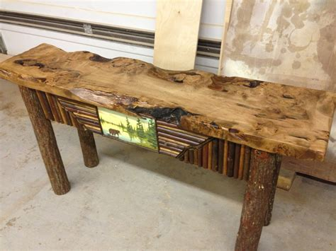 table for sofa rustic sofa table for classic room home decor