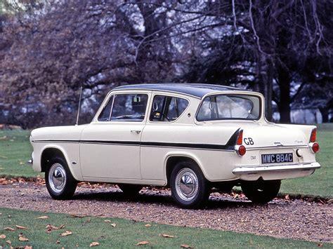ford anglia 105e specs 1959 1960 1961 1962 1963