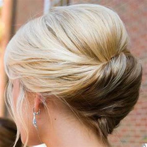easy updos for shoulder length hair easy hair updos for shoulder length hair