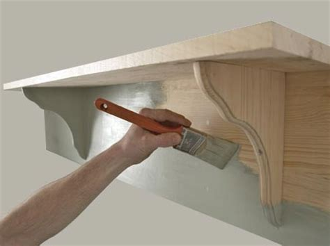 Make Shelf Brackets by How To Build A King Bed Frame With Drawers Vinyl Privacy