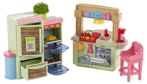 fisher price loving family kitchen home garden