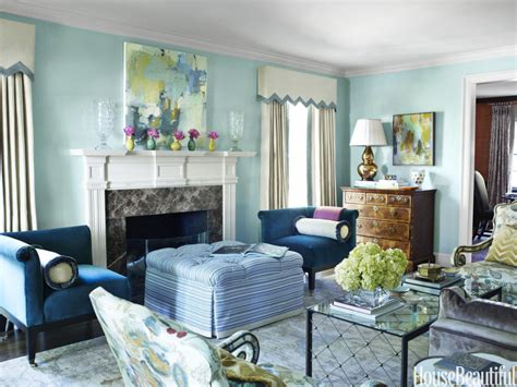 best blue paint colors for living rooms sky blue popular living room colors